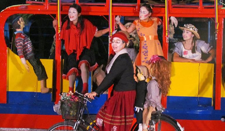 Teatro en Bogotá: Dos semanas de teatro gratuito en Bogotá