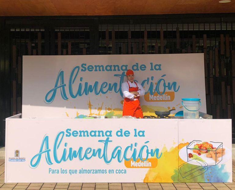 RECETAS, ALIMENTOS, ALIMENTACIÓN, ALMUERZO, ONU, SALUDABLE, LIBRO: Medellín lanza recetario para llevar 'la coca' al trabajo