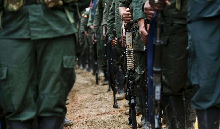 Disidente: Disidentes de las Farc hostigan puestos de policía y base militar en Cauca