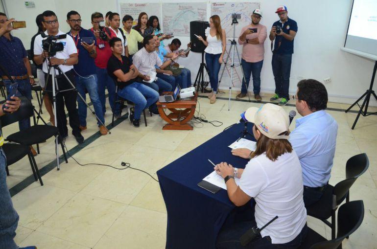 Distrito asumirá operación del Alumbrado Público de Santa Marta