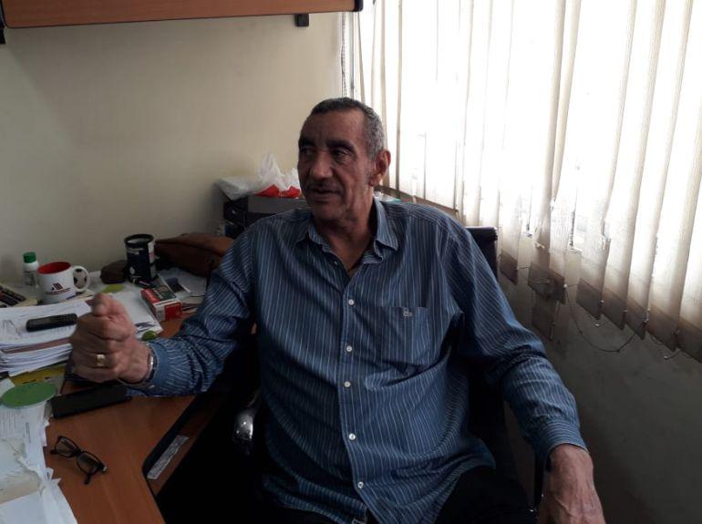 Megantanque de Barranquilla: El Megatanque corre riesgo de deslizamiento: contratista Vengal