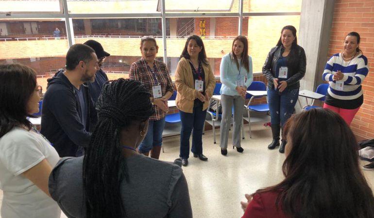 Comenzó el Vll encuentro internacional del Juego, Educación y Ludotecas