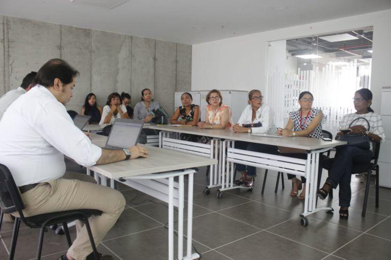 Cartagena se prepara para la implementación del Sisbén IV: Cartagena se prepara para la implementación del Sisbén IV
