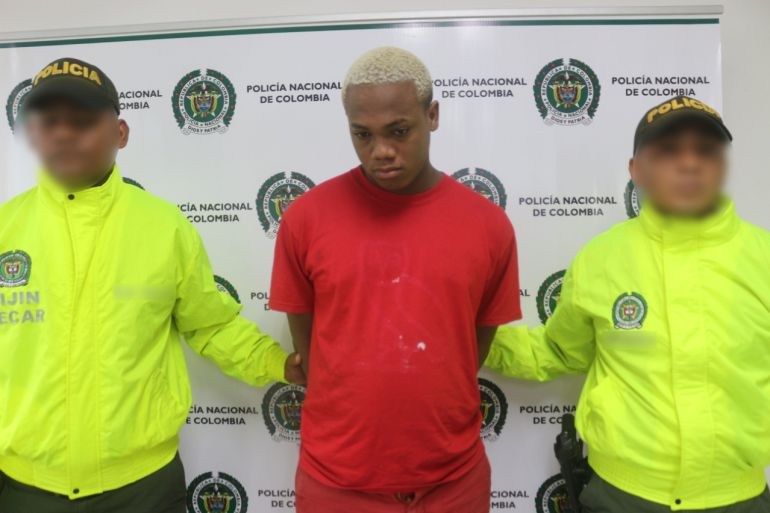Con cabello tinturado, presunto homicida de mujer se ocultaba de la Policía: Con cabello tinturado, presunto homicida de mujer se ocultaba de la Policía