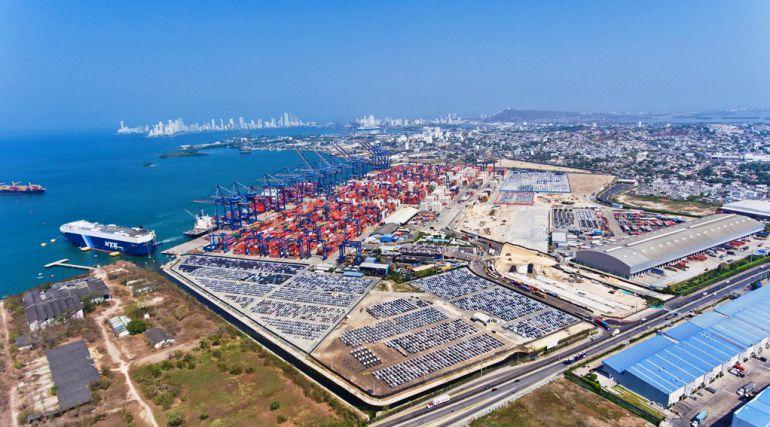 Colombia tiene el mejor puerto del Gran Caribe: el Puerto de Cartagena: Colombia tiene el mejor puerto del Gran Caribe: el Puerto de Cartagena