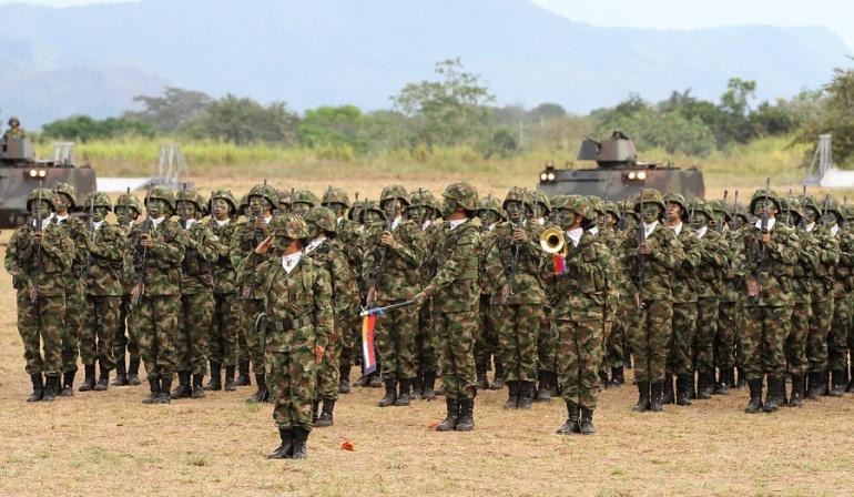 Seguridad en Catatumbo: Más de 5.000 hombres de Fuerzas Especiales serán internados en Catatumbo