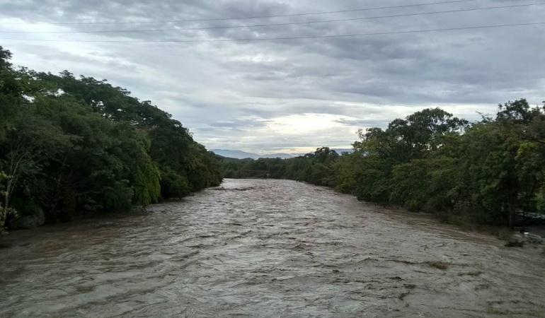 Río Zulia.