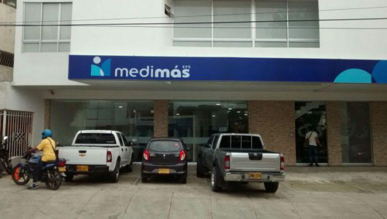 Denuncia contra EPS Medimás