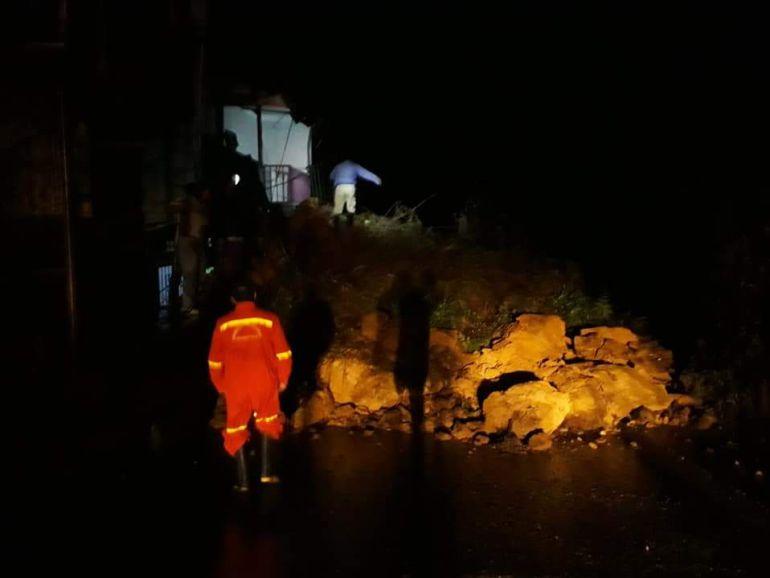 Derrumbe en Marquetalia (Caldas): Alcalde confirma la muerte de cuatro personas en emergencia de Marquetalia