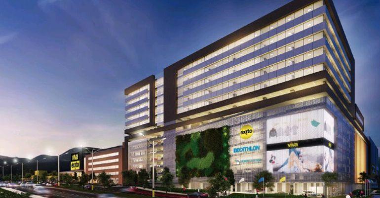 VIVA, CENTRO COMERCIAL, TUNJA, ÉXITO: El Centro Comercial Viva llega Tunja este 18 de octubre