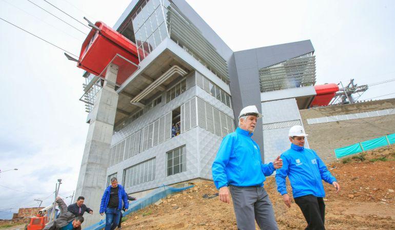 SuperCADE.: Inicia construcción del SuperCADE Manitas en Ciudad Bolívar