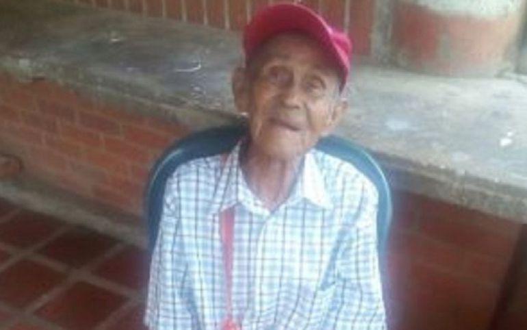 Investigan paliza a anciano de cien años: Un fiscal investiga la paliza que menor le propino a anciano de cien años