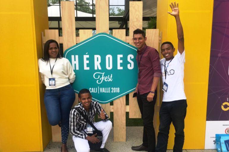 Cuatro iniciativas productivas cartageneras participan en el Héroes Fest: Cuatro iniciativas productivas cartageneras participan en el Héroes Fest