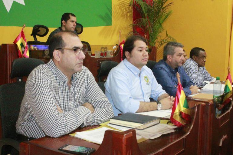 Fonpecar corrupción: Concejo de Cartagena realizó control político al fondo de pensiones