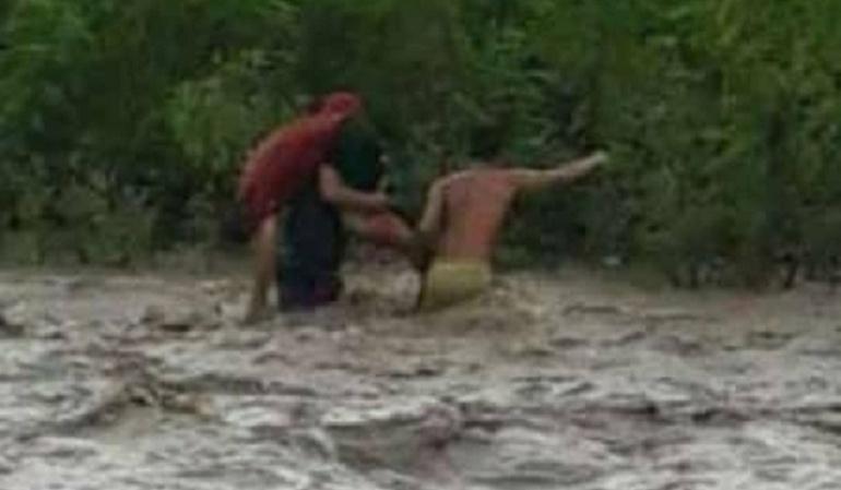 Río Táchira.