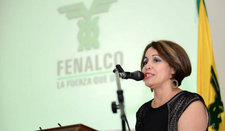 Gladis Navarro, Directora Fenalco.