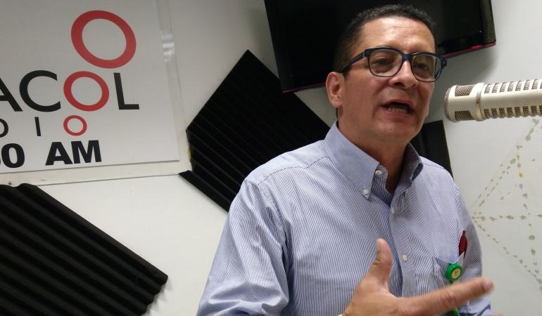 Jorge Cardoso, director de Cortolima