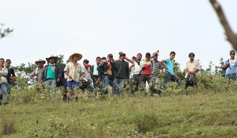 """Consultas de campesinos: """"Frenar las consultas, un retroceso"""": líderes campesinos de Nariño"""