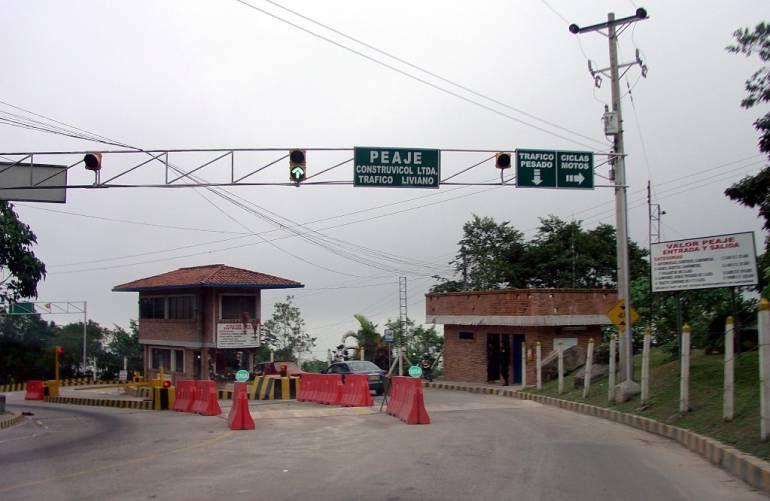 Proponen contraflujos para acabar congestión en la Mesa de Los Santos: Proponen contraflujos para acabar congestión vehícular en la vía a la Mesa