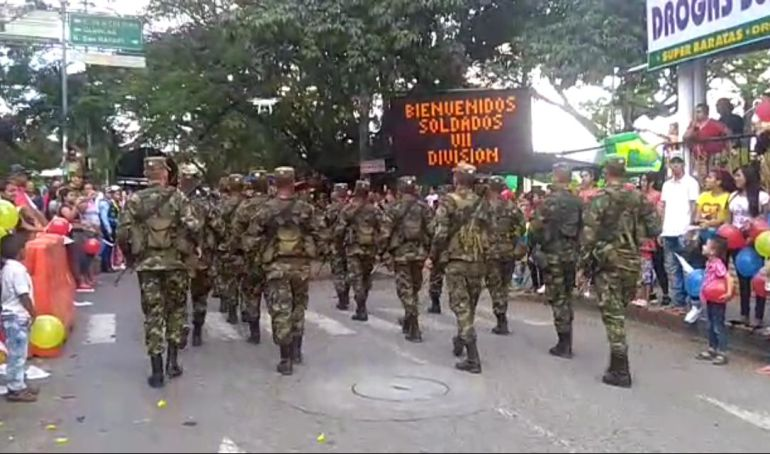 600 soldados reforzaran la seguridad en el bajo Cauca