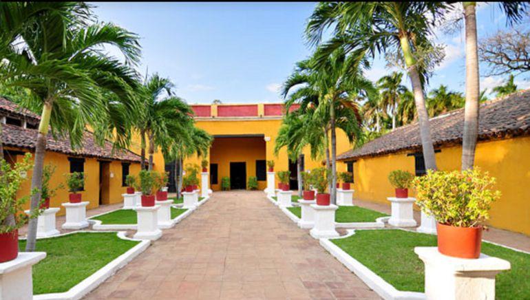 Turistas extranjeros fueron atracados en la Quinta de San Pedro Alejandrino