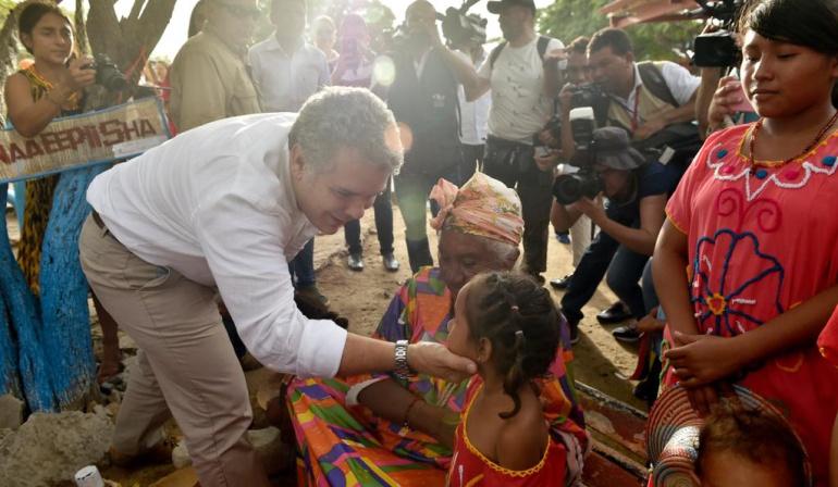Agua en La Guajira: Gobierno entregará más de $424 mil millones para llevar agua a la Guajira