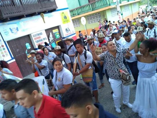 Festival de Gaitas: Con competencias en tarima avanza Festival Nacional de Gaitas en Ovejas