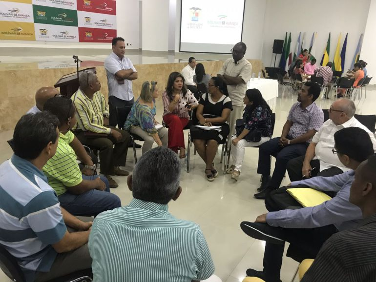 Libertad de cultos en Colombia: Mininterior diseña en Bolívar política pública de libertad religiosa