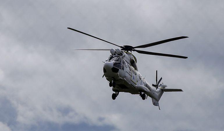 Black Hawk: Hallaron helicóptero del ejército accidentado en zona rural del Cauca