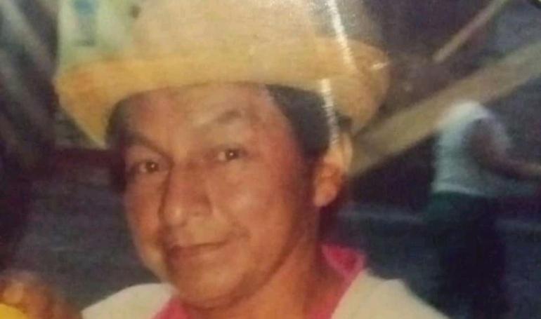 Educador indígena asesinado en el Cauca.