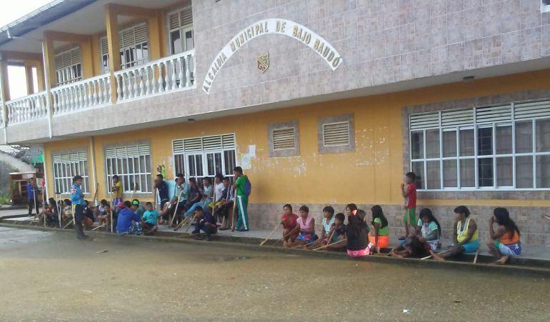 Salud: Indígenas se toman una alcaldía y hospital en Chocó exigiendo salud
