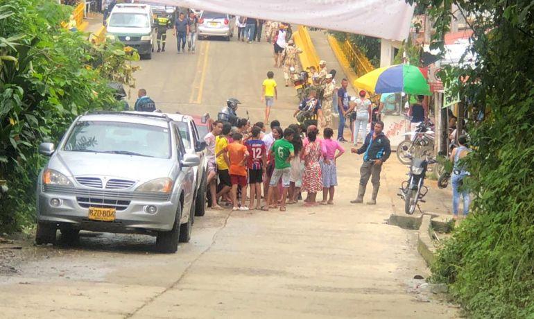 Desaparecido: ¡Atención! Desaparece otro niño en zona rural de Santa Marta