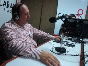 El rector de la universidad del Quindío José Fernando Echeverry