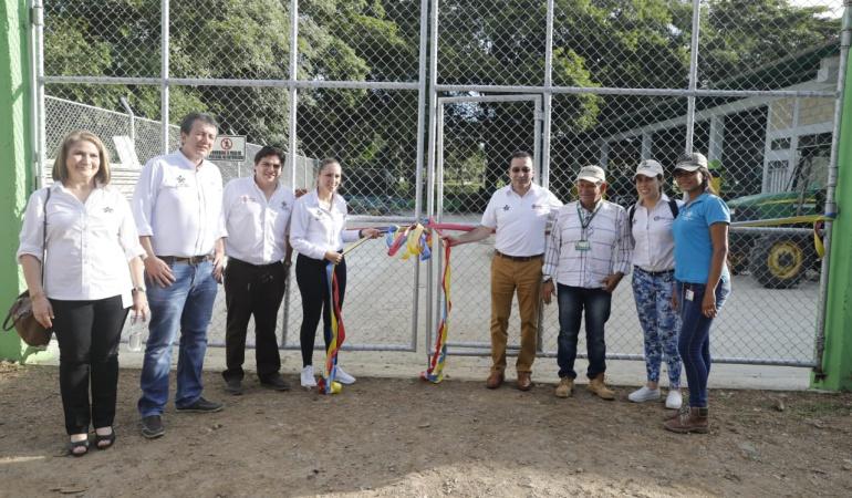 SENA en Córdoba: Director General del SENA inaugura ambientes de formación en Córdoba