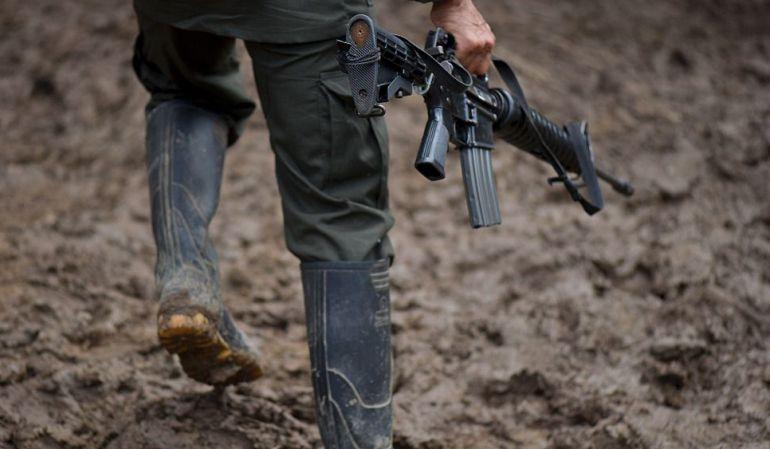 Grupos armados ilegales intimidan a poblaciones del sur de Córdoba