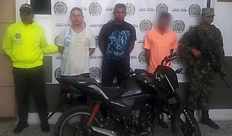 Banda delincuencial Córdoba: Policía desarticula banda delincuencial en Córdoba