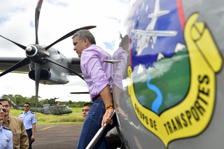 Presidente Duque presidirá consejo de seguridad en Santa Marta
