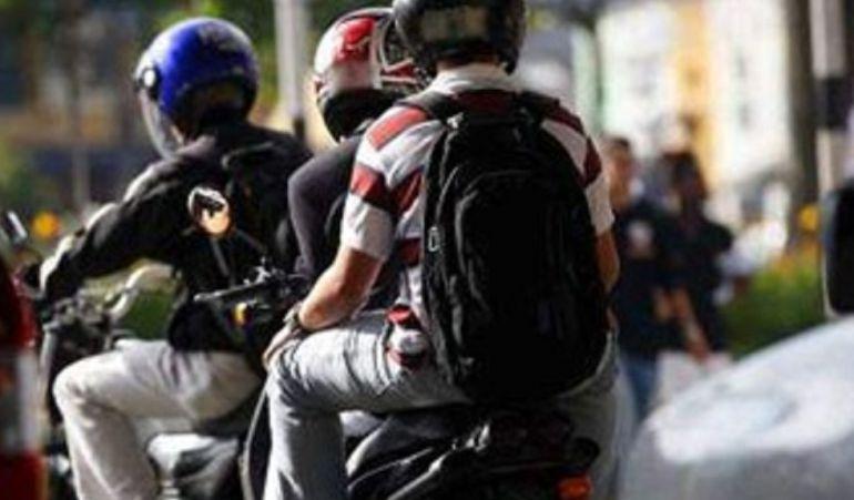 Motos Armenia: Reviven propuesta de restringir circulación a parrillero hombre en moto