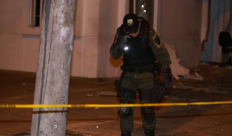Explosión Bogotá: Artefacto explosivo fue activado frente a colegio en el sur de Bogotá