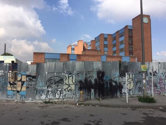 Hospital de Kennedy: Ampliación del Hospital de Kennedy: 11 años en obras y aún nada