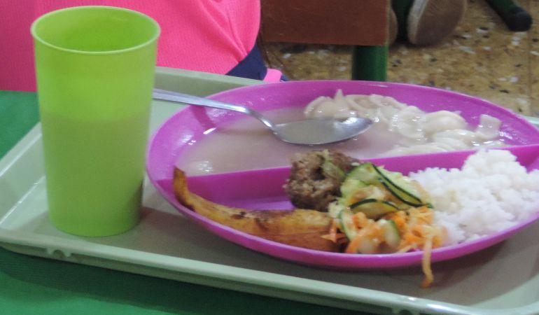 Plan de Alimentación Escolar en Caldas