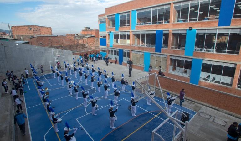 Colegios Bogotá: Alcalde Peñalosa entregará 30 colegios nuevos