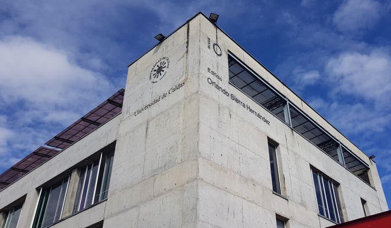 UNiversida de Caldas sede central