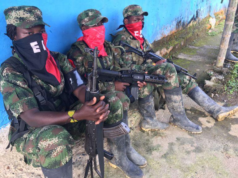 INDÍGENAS, ELN, GUERRILLA, VIOLENCIA, VIGÍA DEL FUERTE, URABÁ: Los indígenas son empleados del ELN en Urabá: Gobernador de Antioquia
