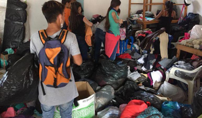 Más de 400 familias damnificadas tras la ola invernal que azota a Risaralda