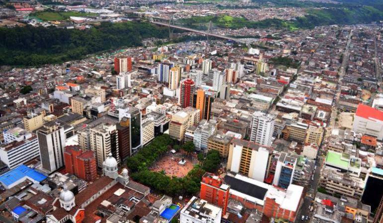 En Pereira hay cerca de 450.000 habitantes