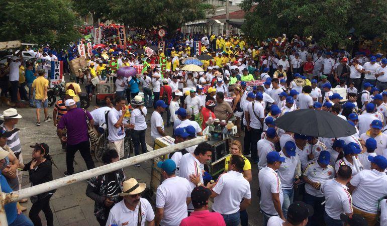 Marchas.: Estas son las movilizaciones contra políticas económicas de Duque