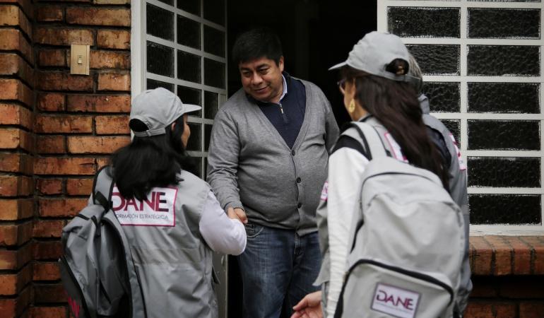 Cifras censo: Cifras del censo de Bogotá no coinciden con las del Distrito
