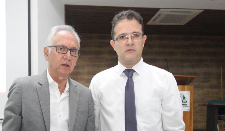 Gerente ibal.: El Ibal tiene nuevo gerente general