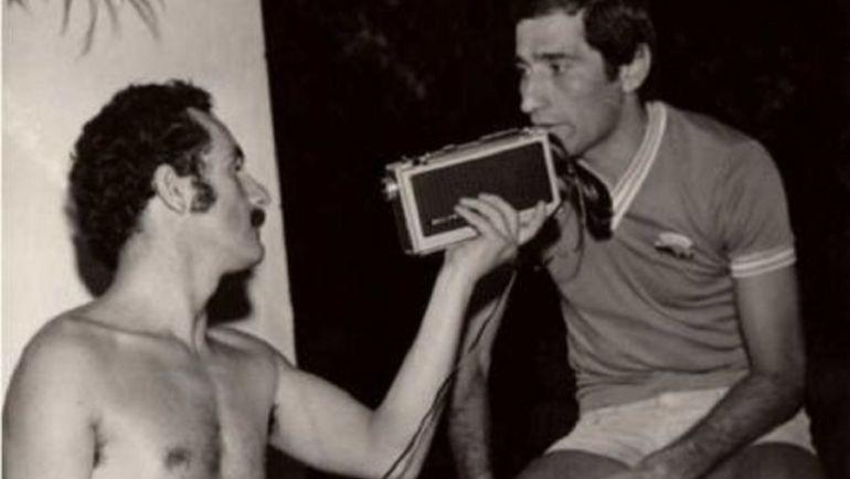 Así fue la emotiva despedida al periodista deportivo Javier Giraldo Neira